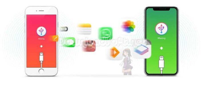 Download iMazing Transfer and Save