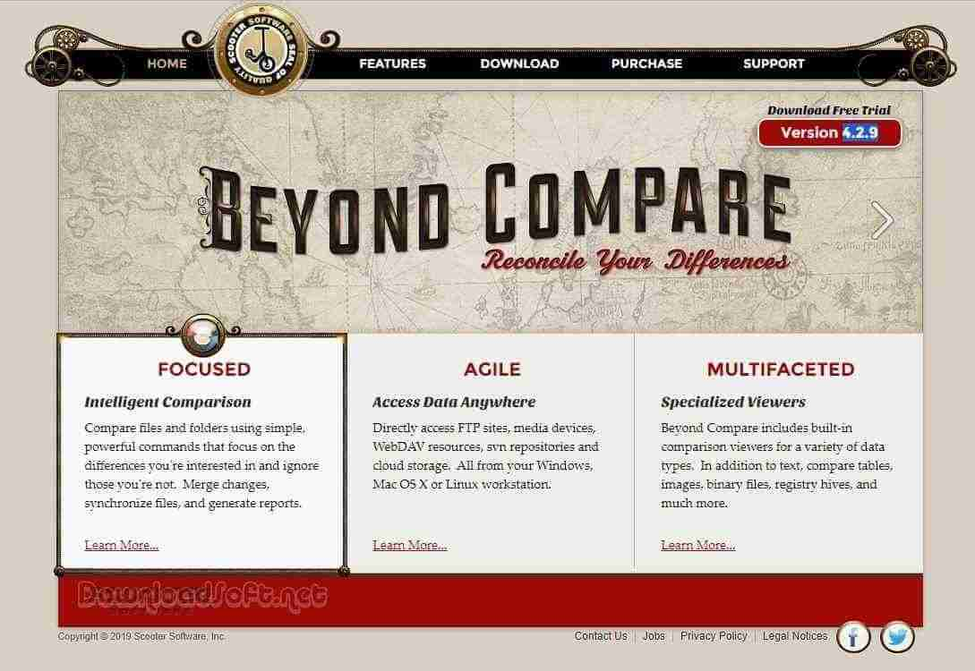 Download Beyond Compare - Compress Files and Folders Free