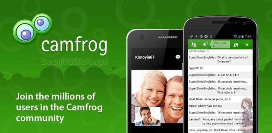 Download Camfrog Video Chat - Best Place to Meet New Friend