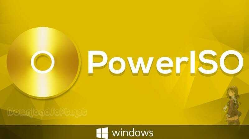Download PowerISO Burn and Compress all Types of CD DVD