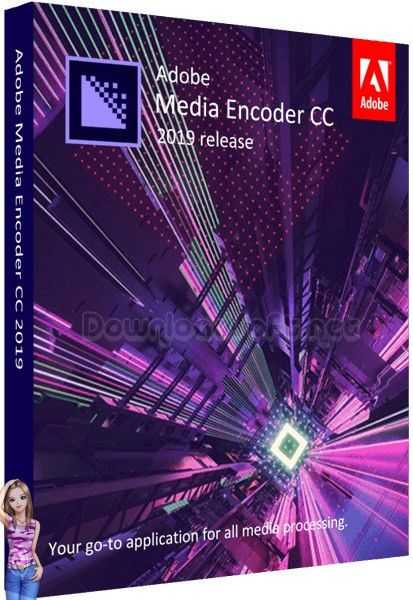 Download Adobe Media Encoder CC 2020 Latest Free Version