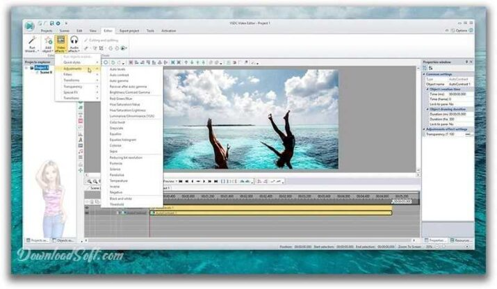 Download VSDC Free Video Editor - Edit Videos and Audios