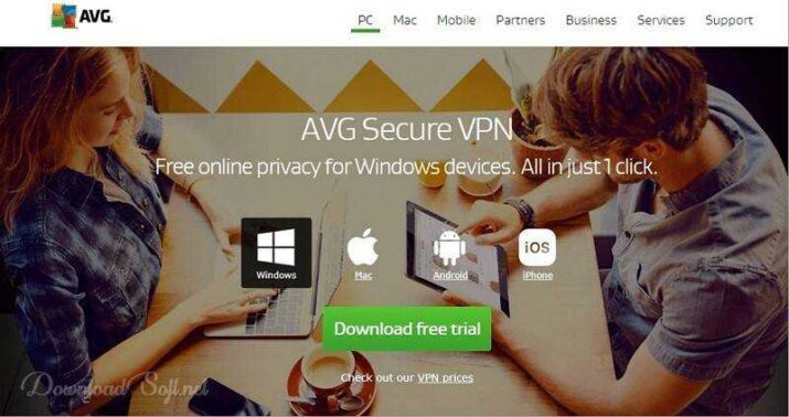 Download AVG Secure VPN 2021 - Change IP and Unblock Sites