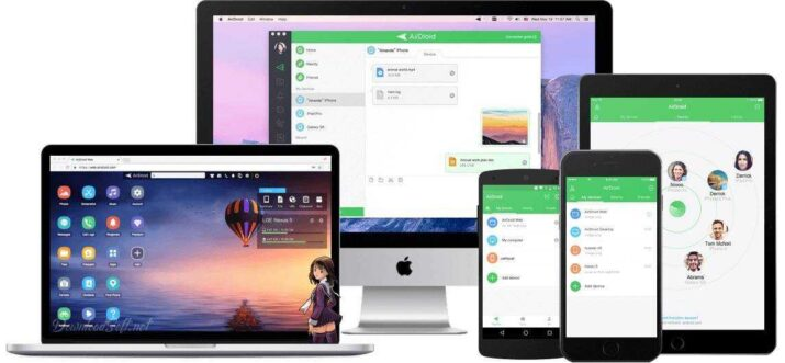 Download AirDroid - Manage Your Android Device From PC Free