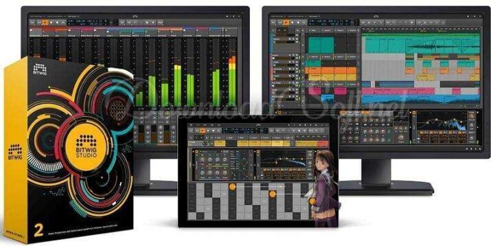 Download Bitwig Studio