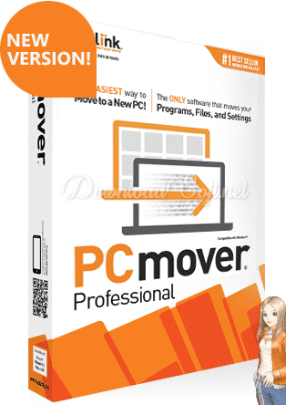 Download PCmover Professional - Latest Free Version