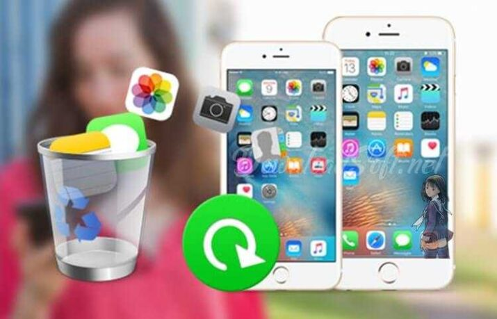 Download iMyFone D-Back iPhone Data Recovery - Latest Free