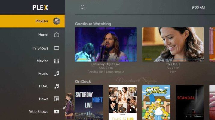 Download Plex Media Player for Windows / Mac and Linux