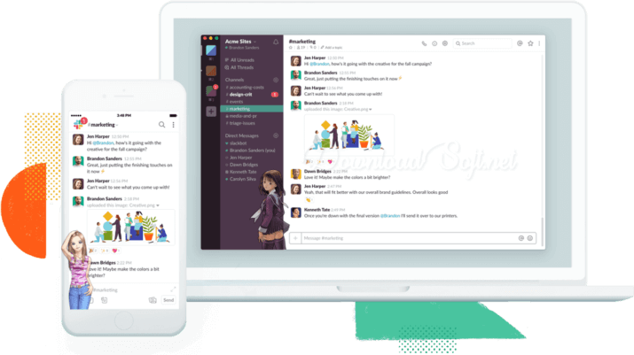 Slack Download Free Collect all Your Contacts in One Place