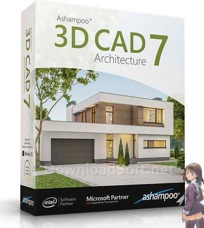 Download 3D CAD Architecture 7 Software (Latest Version)