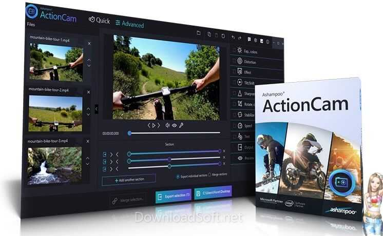 Download ActionCam 2021 - Edit and Repair Your Videos Free