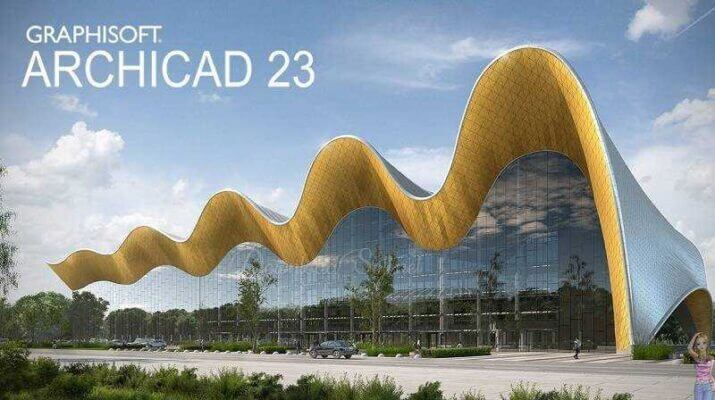 ArchiCAD 2020 Architectural Design Software for PC & Mac