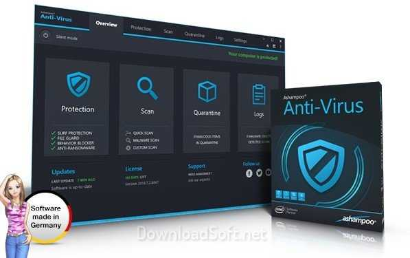 Ashampoo Anti-Virus Download 2021 Powerful Protection