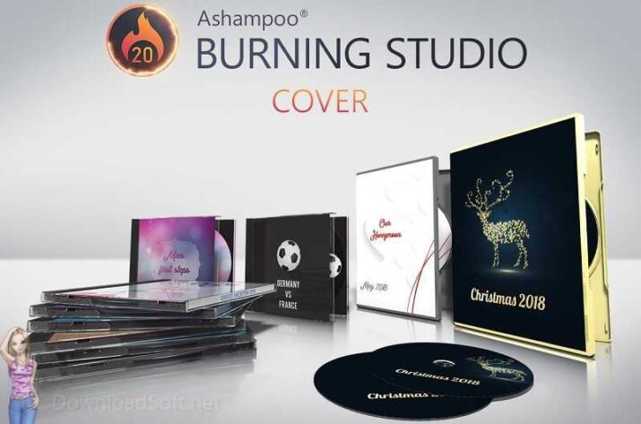 Download Burning Studio 20 - Burn CD/DVD/Blu-ray on Windows