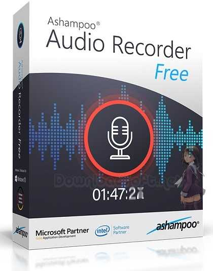 Download Ashampoo Audio Recorder Free - Latest 2021 Version