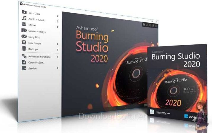 Download Burning Studio 2021 - Burn CD / DVD and Blu-ray