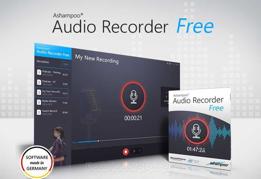 Photo of Descargar Ashampoo Audio Recorder Free (Última 2019)
