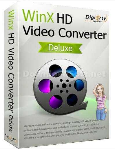 Descargar WinX HD Video Converter Deluxe 2019 para Windows