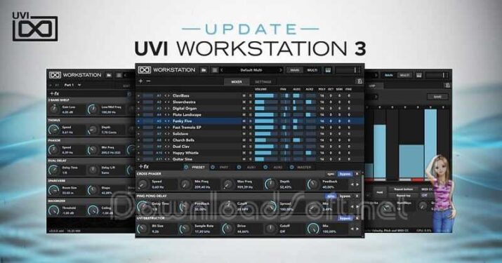 Download UVI Workstation Multifunction for Windows & Mac