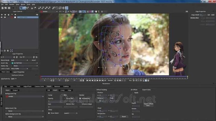 Download Mocha Pro 2020 Latest for Windows / Mac / Linux