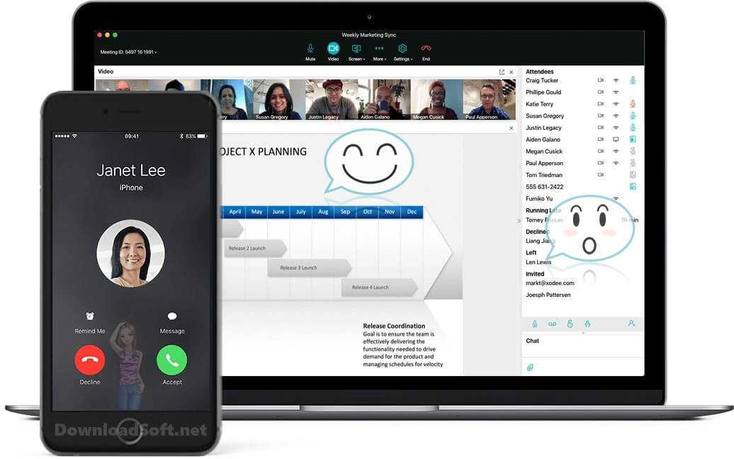 Download Amazon Chime 2021 for PC and Mobile Latest Free