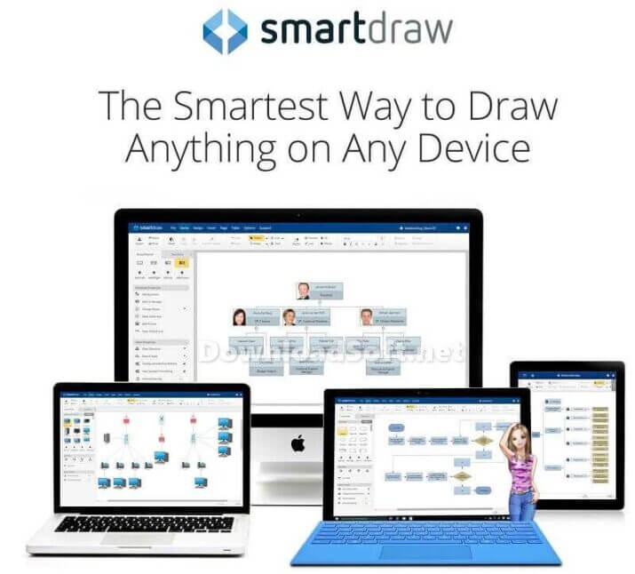 Download SmartDraw 2020 - Create Professional Graphs Free