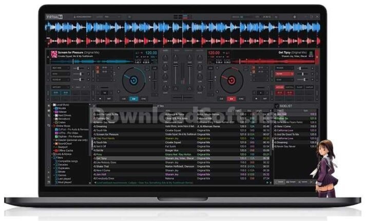 Download Virtual DJ 2021 Latest Free for Windows and Mac