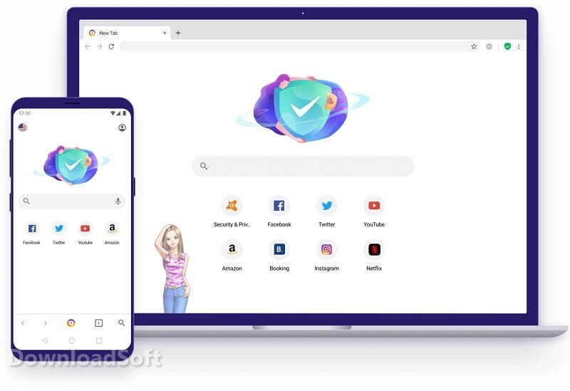 Download Avast Secure Browser Free Fast and Secure