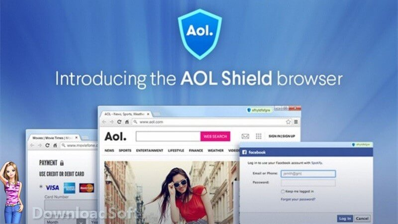 Download AOL Shield Browser 2021 Fast and Secure for Free