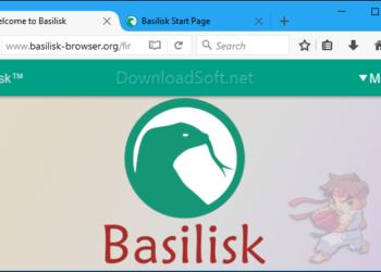 Download Basilisk Open-Source Browser for Windows 32/64-bit