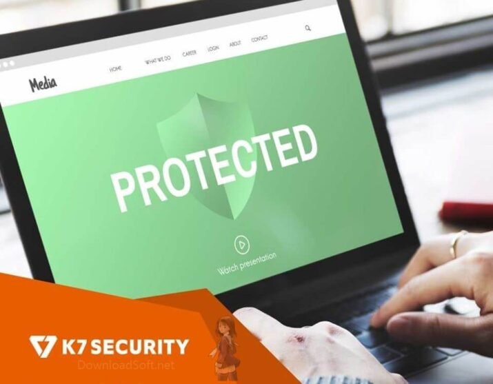 Descargar K7 Total Security 2020 gratis para PC Windows
