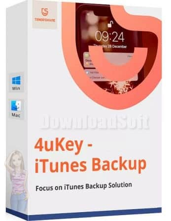 4uKey iTunes Backup 2021 Download for Windows and Mac