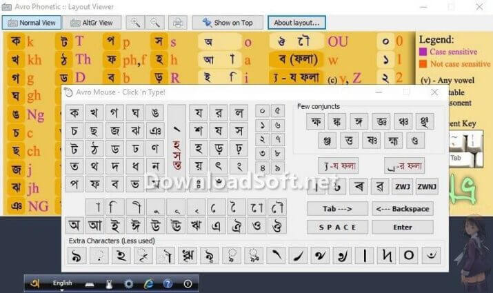 Download Avro Keyboard 2021 Free For Windows, Mac & Linux