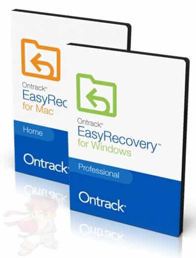Ontrack EasyRecovery Professional 2021 Free Download