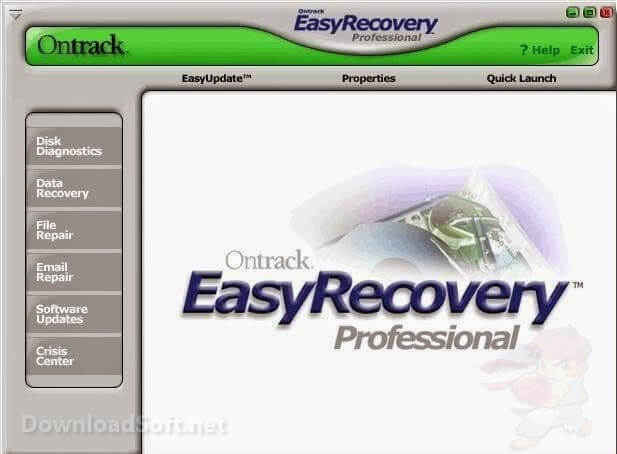 Photo de Télécharger Ontrack EasyRecovery Professional 2021 Gratuit