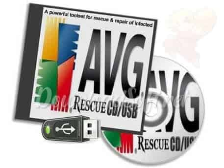 Descargar AVG Rescue USB 2021 Gratis para Windows