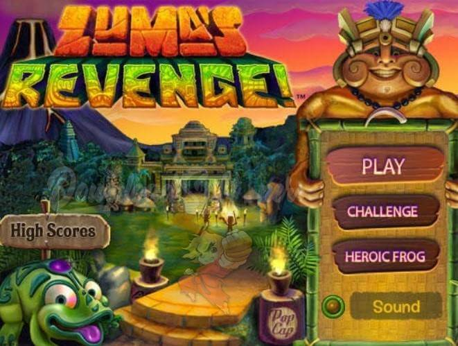 Download Zuma's Revenge