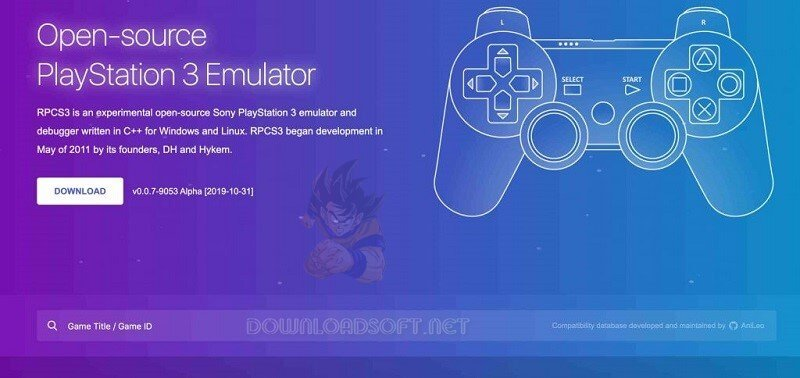 Download RPCS3 Free Emulator Games for Windows and Linux