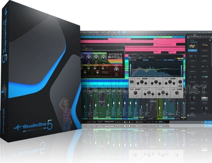 Download Studio One Free 2021 Latest Version for Computer