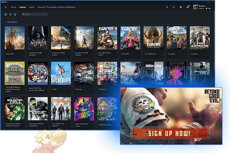 Download Ubisoft Uplay Latest Free Version