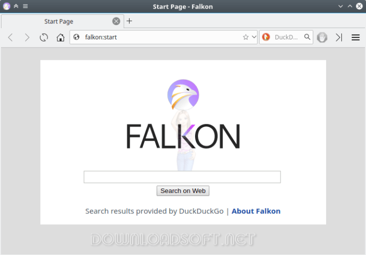 Falkon Browser Powerful and fast Downloadfor Windows/Linux
