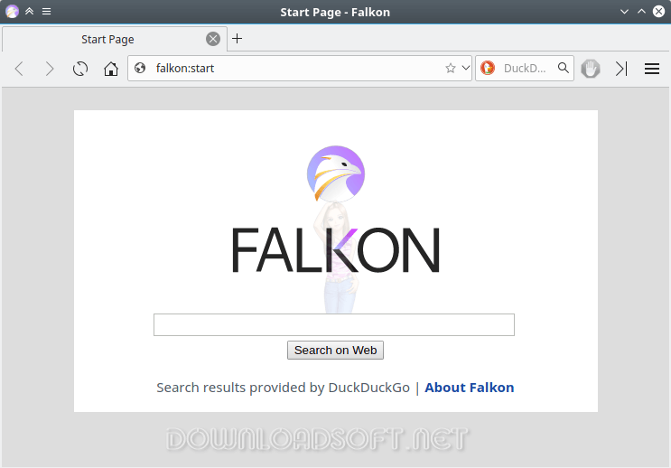 Falkon Browser Powerful & fast Download
