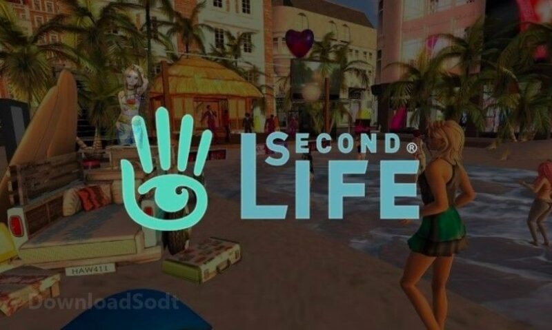 Second Life Best 3D Game Free Download