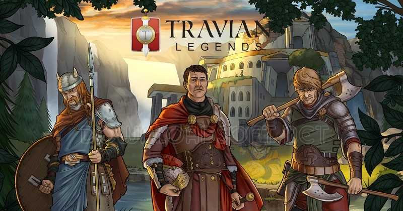 Travian Legends Free Online Game