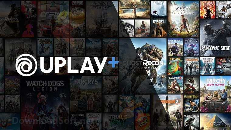 Ubisoft Uplay Service Free Download for Windows