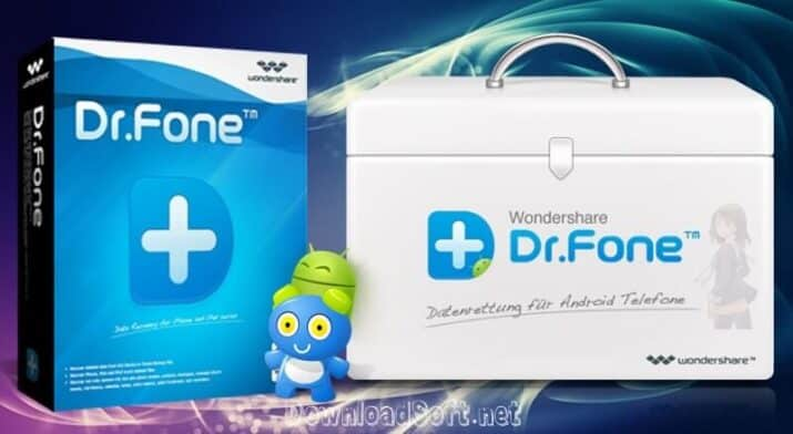 Wondershare Dr.Fone Toolkit Baixar para Windows e Mac