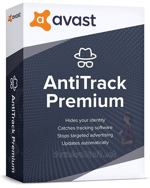 Avast AntiTrack Premium Free Download