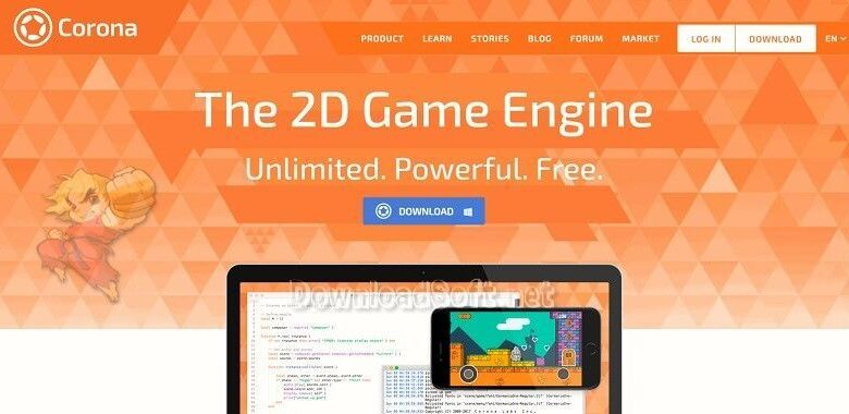 Corona SDK Free Download Best 2D Game Engine Unlimited