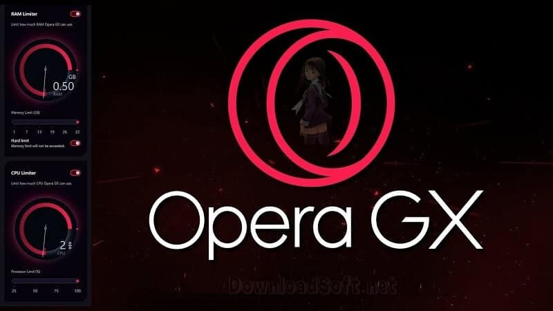 Opera GX Gaming Browser Download