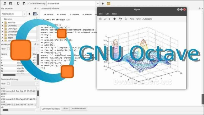 GNU Octave Free Download for Windows, Mac & Linux 32/64-bit